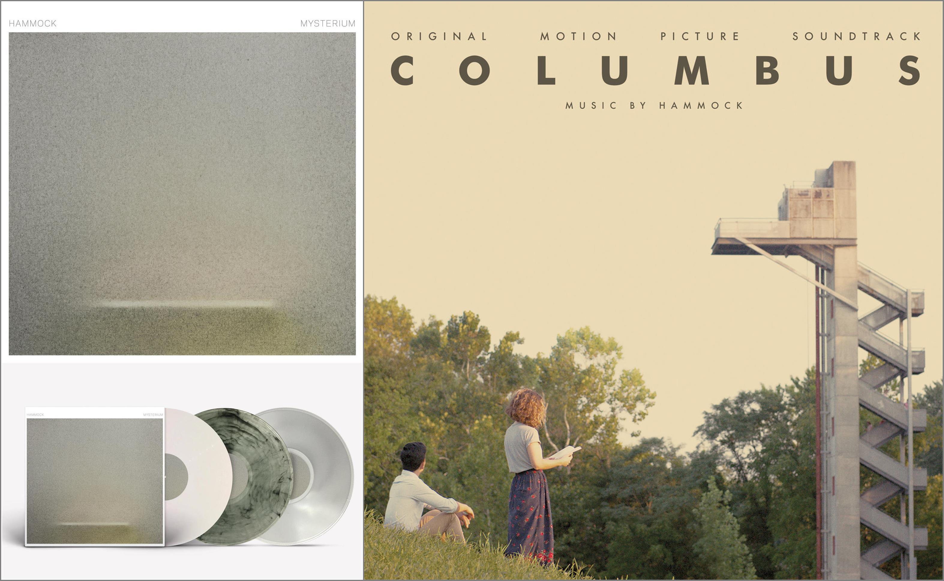 Hammock – Columbus (Original Motion Picture Soundtrack) / Mysterium