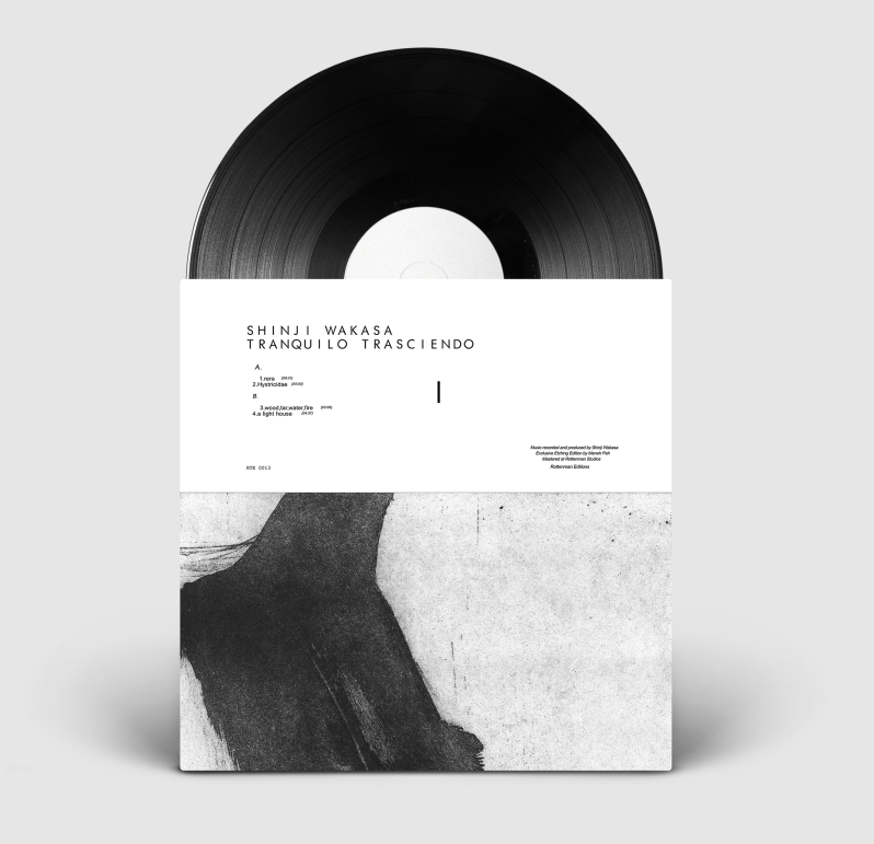 TRANQUILO TRASCIENDO_ vinyl
